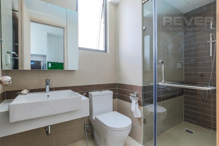 Phòng Tắm Căn hộ Rivergate Residence Quận 4 tầng thấp 1 phòng ngủ full nội thất