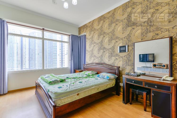 Phòng Ngủ 1 Căn hộ Saigon Pearl 2 phòng ngủ tầng cao Topaz 1 hướng Bắc