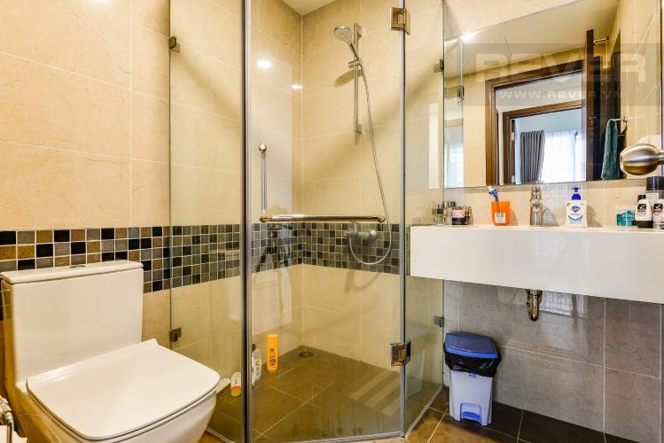 Phòng tắm 1 Căn hộ The Tresor tầng thấp, tháp TS, 2 phòng ngủ, full nội thất