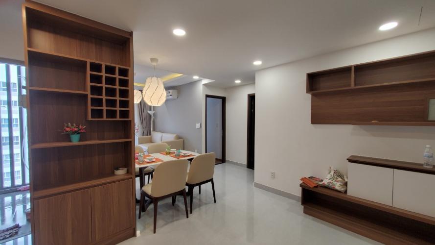Nội thất Saigon South Residence   Căn hộ Saigon South Residence tầng cao, đầy đủ nội thất tinh tế.