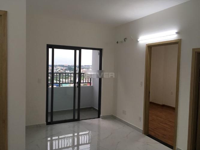 Phòng khách Fresca Riverside, Thủ Đức Căn hộ Fresca Riverside tầng trung, nội thất cơ bản.