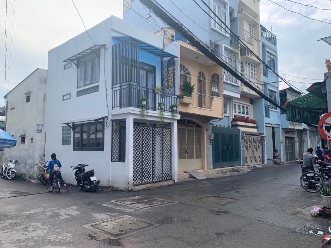 Bán nhà phố hẻm đường Chu Văn An, quận Bình Thạnh, diện tích đất 18.2m2, diện tích sử dụng 39.1m2.