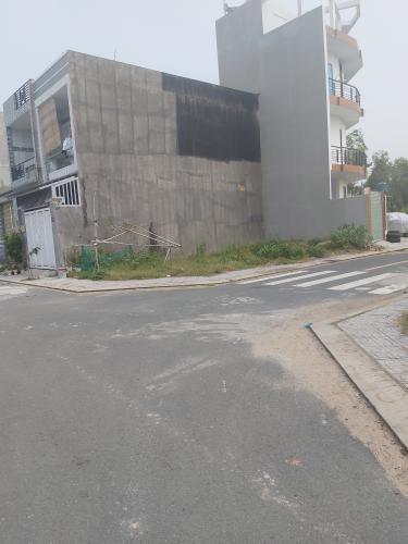 Đất nền Quận 9 án đất nền lô góc, đường Gò Cát, phường Phú Hữu, Quận 9, diện tích 53.5m2