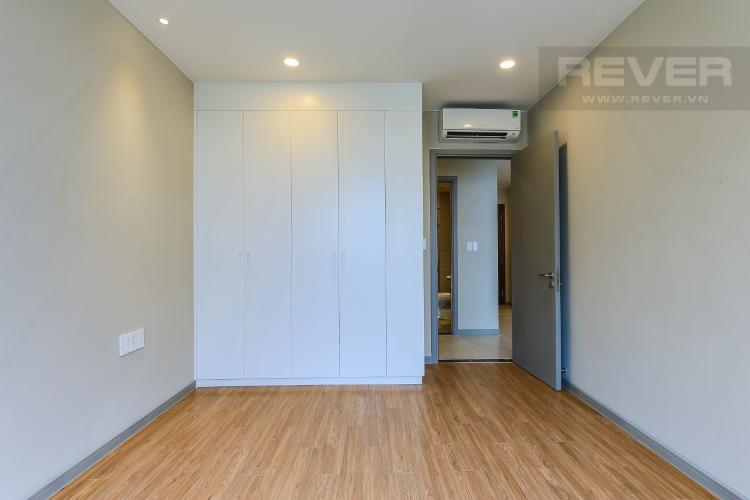 Phòng Ngủ 1 Căn hộ The Gold View 2 phòng ngủ tầng cao A2 nội thất cơ bản