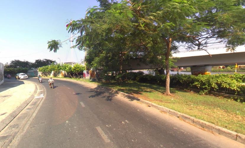 Đường nhà phố Quận 1 Nhà phố Quận 1 hướng Đông Nam diện tích sử dụng 120m2.