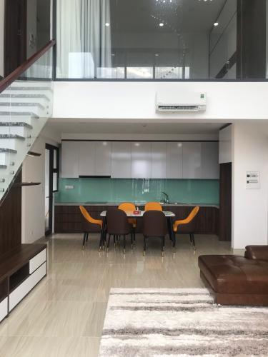 Căn hộ Riviera Point, Quận 7 Căn hộ Duplex Riviera Point tầng 20 bàn giao nội thất cơ bản, view thành phố.