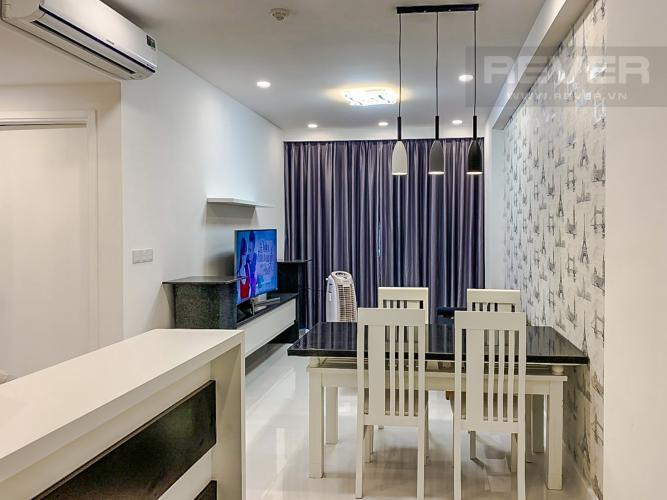 Phòng Ăn Bán hoặc cho thuê căn hộ Sunrise Riverside 3PN, tầng thấp, diện tích 92m2, đầy đủ nội thất
