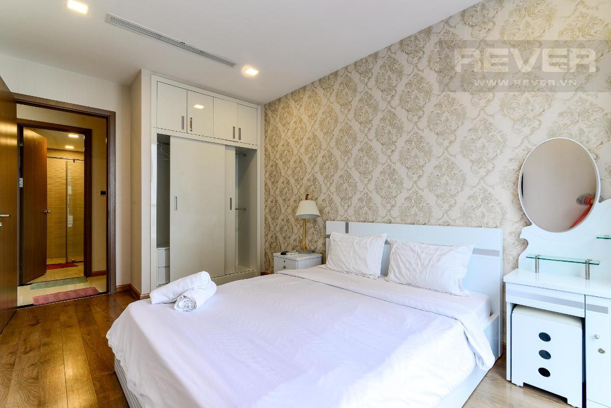 6b73772356acb0f2e9bd Cho thuê căn hộ Vinhomes Central Park 2PN, tháp Park 6, đầy đủ nội thất, view mé sông