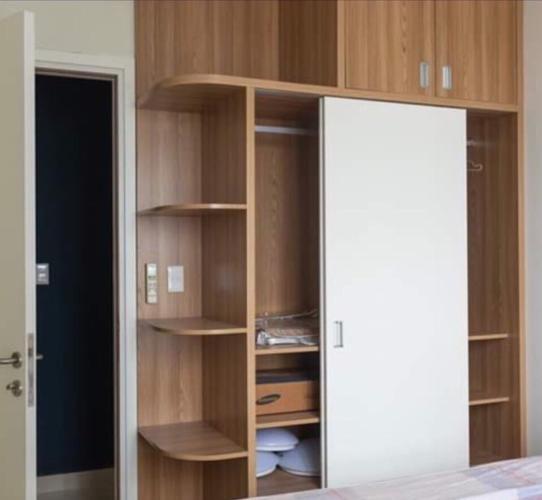 Phòng ngủ Masteri Thảo Điền Quận 2 Căn hộ Masteri Thảo Điền nội thất sang trọng, tầng trung.