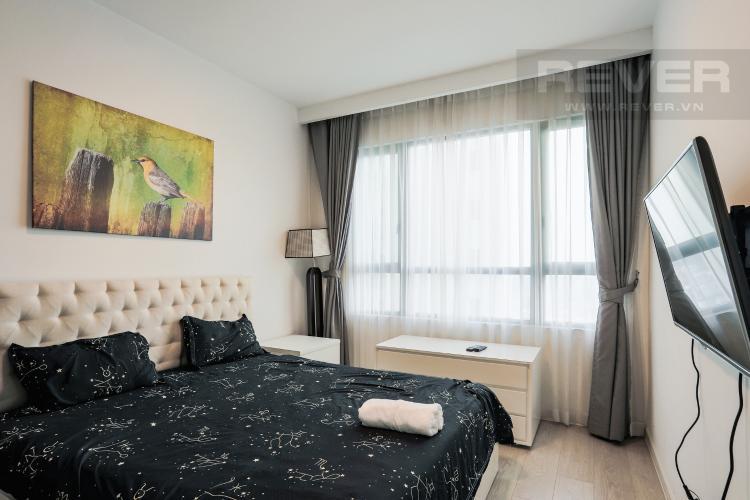 Phòng Ngủ 1 Căn hộ The View Riviera Point tầng cao 2PN đầy đủ nội thất