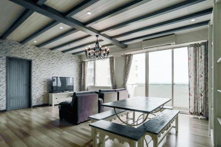 Bán căn hộ Grand View Quận 7 tầng thấp 2PN đầy đủ nội thất