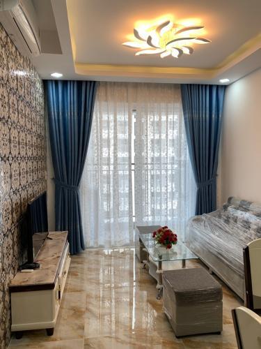 Cho thuê căn hộ Sunrise Riverside 2PN, diện tích 70m2, đầy đủ nội thất, ban công hướng Nam