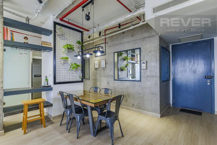 Bàn Ăn Bán căn hộ City Garden 2 phòng ngủ diện tích lớn, đầy đủ nội thất, view Landmark 81