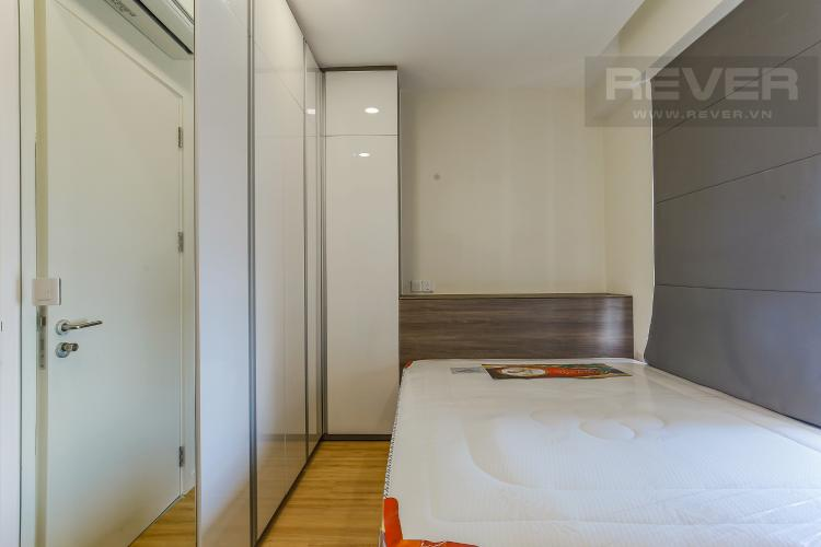 Phòng Ngủ 2 Căn hộ Masteri Millennium tầng cao, block B, 2PN nội thất đầy đủ