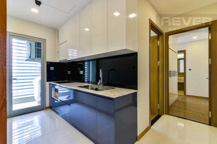 Nhà Bếp Căn hộ Vinhomes Central Park 2 phòng ngủ tầng trung P7 hướng Đông Nam