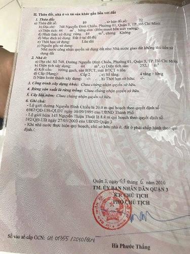 2263514917103784456398391072310412n.jpg Nhà phố đường Nguyễn Đình Chiểu Quận 3 tiện kinh doanh