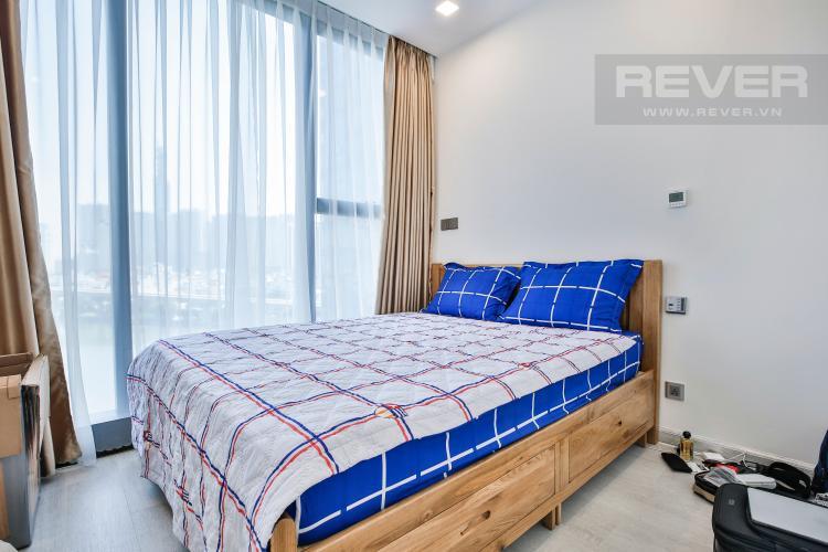 Phòng Ngủ 1 Officetel Vinhomes Golden River 2 phòng ngủ tầng thấp Aqua 3