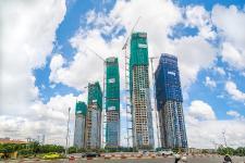 Tiến độ 3 dự án nhà ở quy mô lớn của Vingroup tại TP.HCM