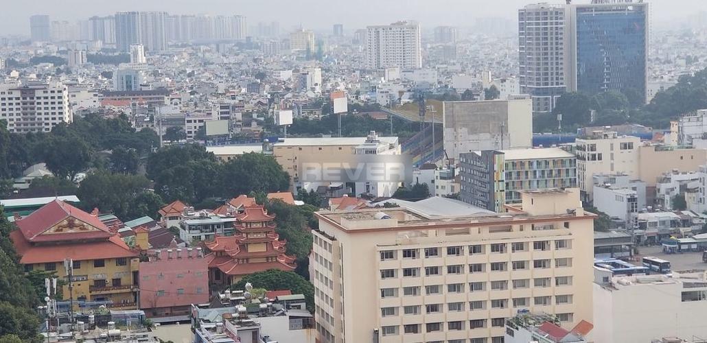 View căn hộ The Botanica Căn hộ The Botanica nội thất đầy đủ, view thành phố sầm uất.