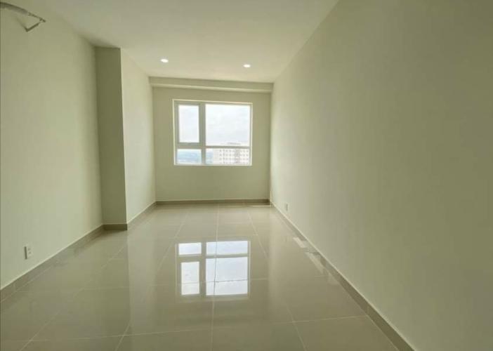 Bên trong căn hộ Topaz Elite Căn hộ tầng cao Topaz Elite không kèm nội thất, view thành phố.