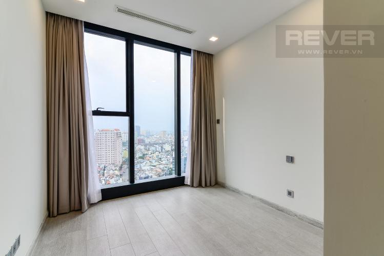 Phòng Ngủ 3 Cho thuê căn hộ Vinhomes Golden River tầng cao 3PN view sông
