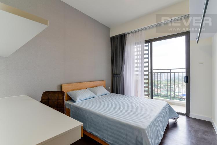 Phòng Ngủ 1 Cho thuê căn hộ The Sun Avenue 3 phòng ngủ, tầng cao block 5, đầy đủ nội thất cao cấp