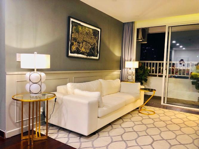 Bán căn hộ Lexington Residence tầng thấp, 2 phòng ngủ, diện tích 82m2, đầy đủ nội thất.