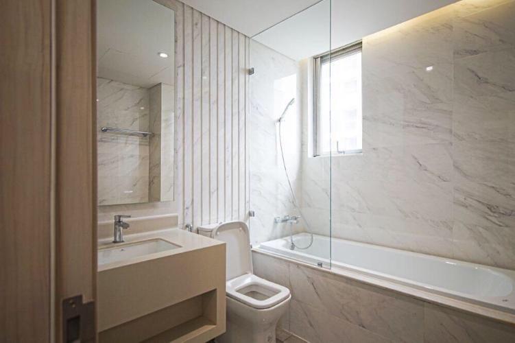 Phòng tắm Phú Mỹ Hưng Midtown Căn hộ Phú Mỹ Hưng Midtown tầng trung, đón view nội khu yên tĩnh.