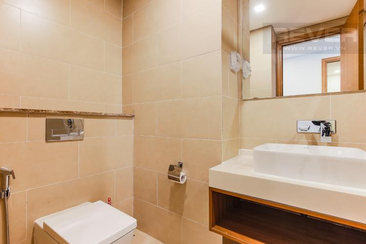 Phòng Tắm 1 Cho thuê căn hộ 607B Rivera Park Sài Gòn 2PN, nội thất đầy đủ, view hồ bơi