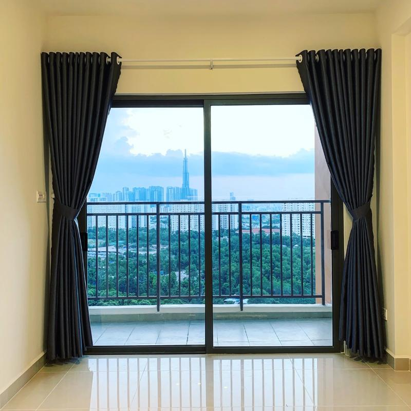 39f8db45d9263f786637 Cho thuê căn hộ The Sun Avenue 2 phòng ngủ, block 5, nội thất cơ bản, view Landmark 81
