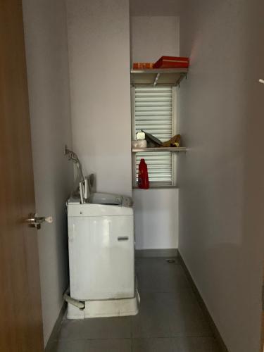tiện ích căn hộ Lakeview2 Căn hộ Thủ Thiêm Lakeview đầy đủ nội thất, view thành phố.
