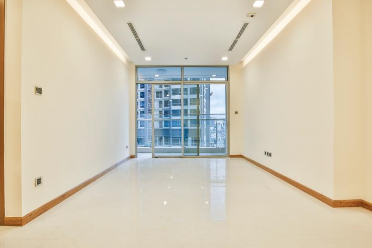 Phòng Khách Bán căn hộ Vinhomes Central Park 2PN, tầng thấp, tháp Park 5, nội thất cơ bản, view công viên