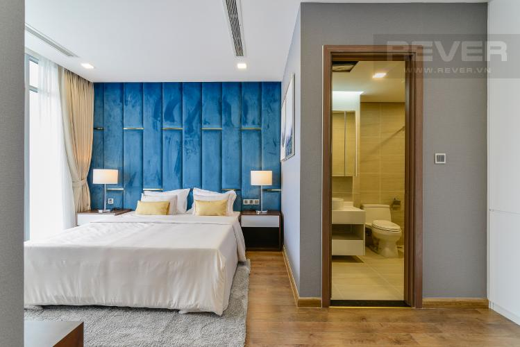 Phòng Ngủ 4 Căn góc Vinhomes Central Park tầng cao Park 2 thiết kế đẹp, tiện nghi