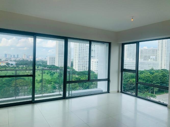 Căn hộ Urban Hill Căn hộ Urban Hill phòng khách có 2 mặt cửa kính đón sáng tự nhiên.