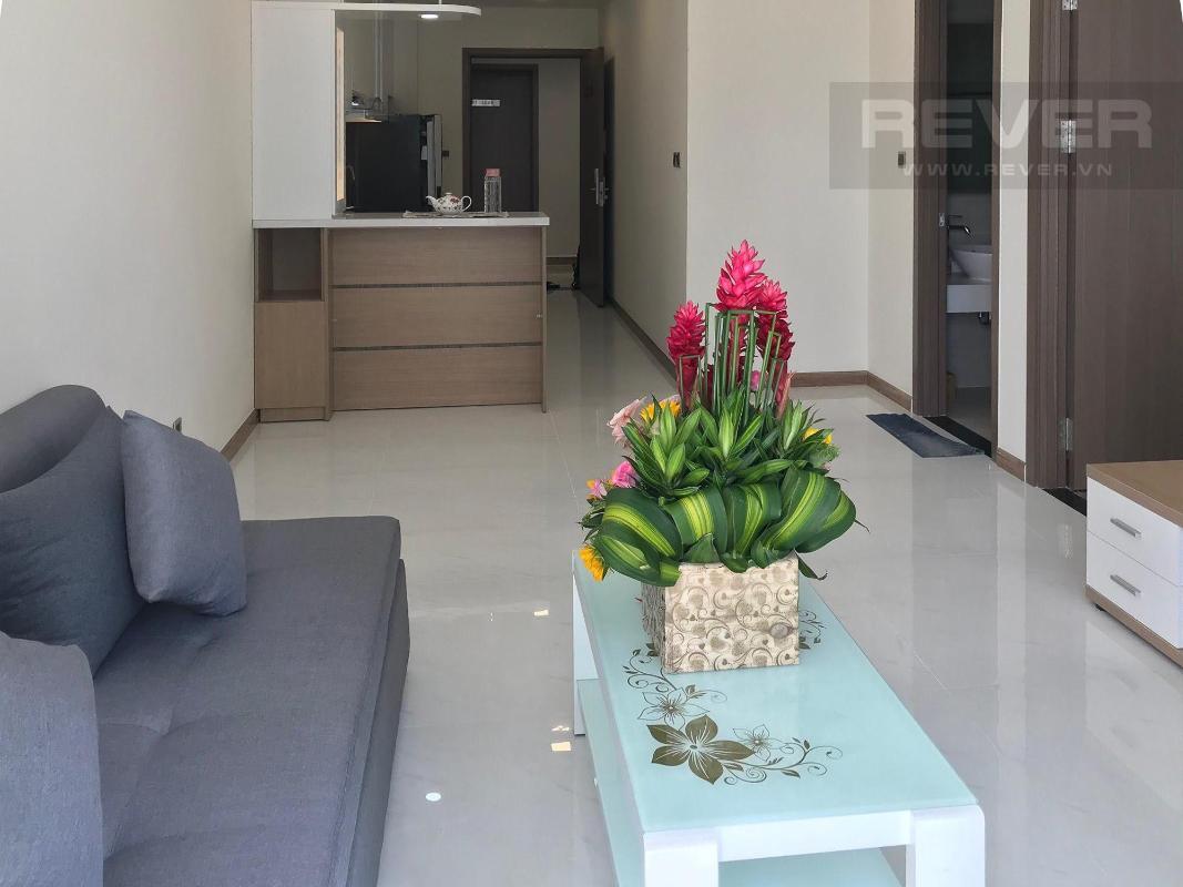 bd03bd57dabe3ce065af Cho thuê căn hộ 1 phòng ngủ Vinhomes Central Park, tháp Park 7, đầy đủ nội thất, view sông và công viên