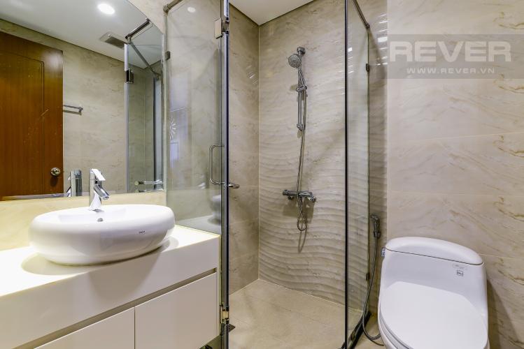 Phòng Tắm 2 Căn hộ Vinhomes Central Park tầng trung 3PN đầy đủ nội thất, view sông