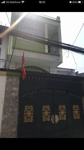 Bán nhà hẻm 1 trệt-1 lửng- 1 lầu Trần Xuân Soạn, Quận 7, sổ đỏ đầy đủ, diện tích đất 77.4m2, diện tích sàn 169m2, không kèm theo nội thất.