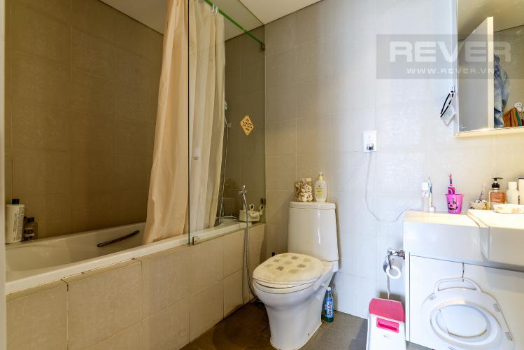 Phòng Tắm 1 Bán căn hộ City Garden 3PN, tầng cao, tháp Boulvevard 2, diện tích 145m2, đầy đủ nội thất