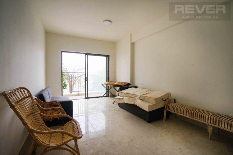 Phòng khách căn hộ THE SUN AVENUE Bán căn hộ The Sun Avenue 3PN, ban công Đông Nam, view hồ bơi