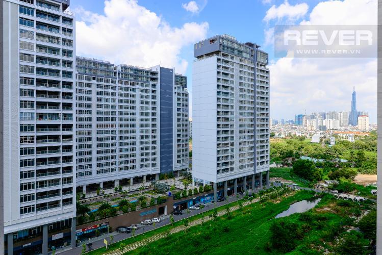 View Bán căn hộ Lexington Residence 1PN tầng trung, đầy đủ nội thất, view nội khu và Landmark 81