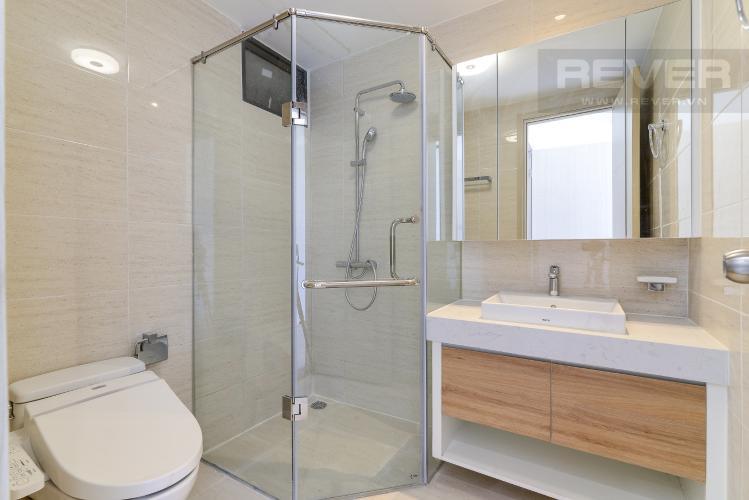 Phòng Tắm 2 Bán căn hộ New City Thủ Thiêm 75m2 gồm 2PN 2WC, nội thất cơ bản, view thành phố