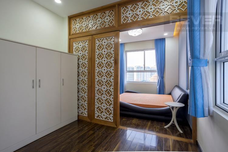 Phòng Ngủ 2 Căn hộ Lexington Residence 3 phòng ngủ tầng trung LC nội thất đầy đủ