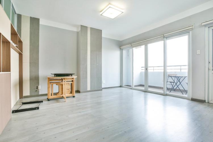 Phòng Khách Căn hộ Orient Apartment 3 phòng ngủ tầng thấp A3 đầy đủ nội thất