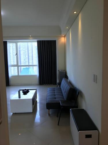 Phòng khách The Manor Quận Bình Thạnh Căn hộ The Manor tầng cao, nội thất sang trọng, view thành phố.