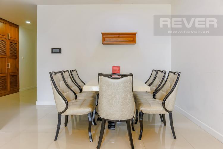 Phòng Ăn Căn hộ Sunrise City 2 phòng ngủ tầng cao W4 view hồ bơi