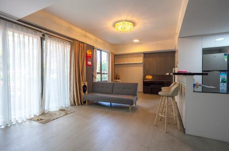 Căn hộ Masteri Thảo Điền 4 phòng ngủ tầng thấp T2 hướng Tây Nam