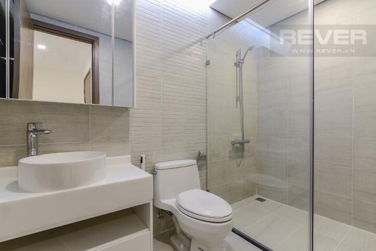 Phòng Tắm 2 Căn góc Vinhomes Central Park 3 phòng ngủ tầng trung P3 mới bàn giao