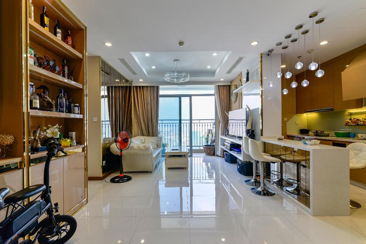 c88a60a04460a23efb71 Bán căn hộ 3PN Vinhomes Central Park, nội thất cao cấp, view toàn cảnh thành phố