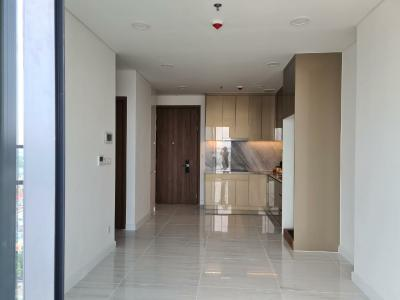 Cho thuê căn hộ Kingdom 101,  tầng cao, diện tích 49.58m2, 1PN, ban công hướng Đông Nam