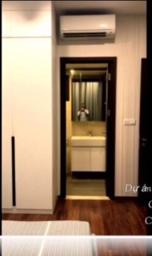 Phòng tắm One Verandah Quận 2 Căn hộ One Verandah tầng trung, bàn giao nội thất đầy đủ.